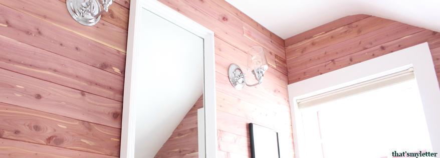 aromatic cedar natural closet liner planks 2