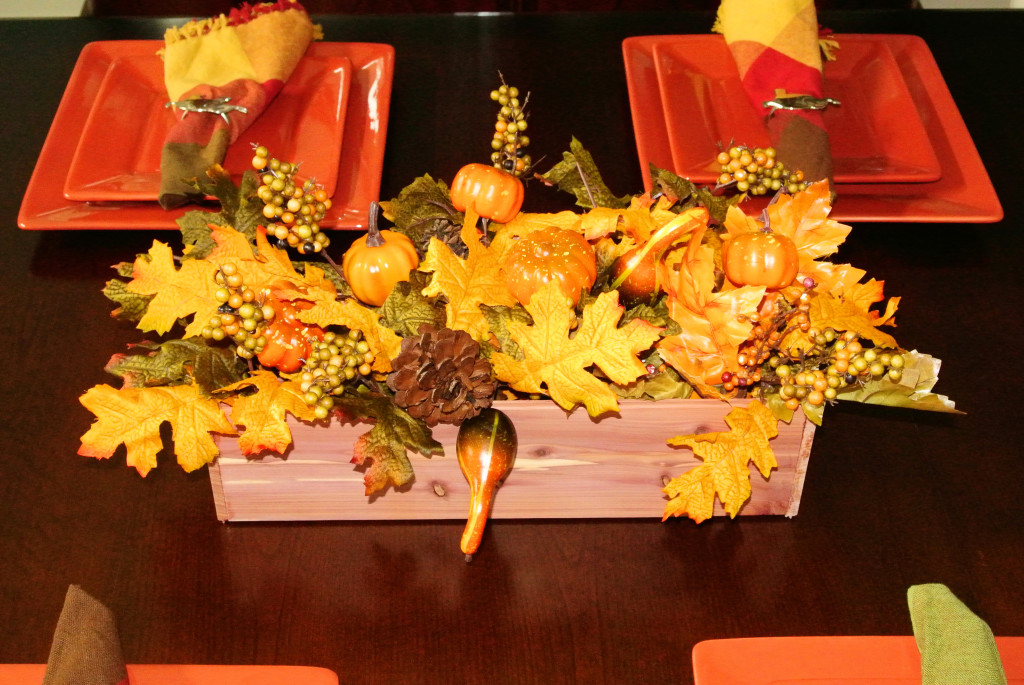 Fall Decorative Box