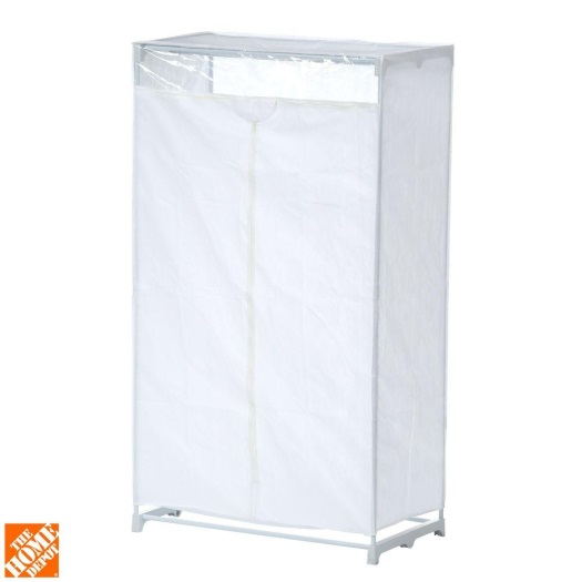 Free-Standing Closet from Home Depot