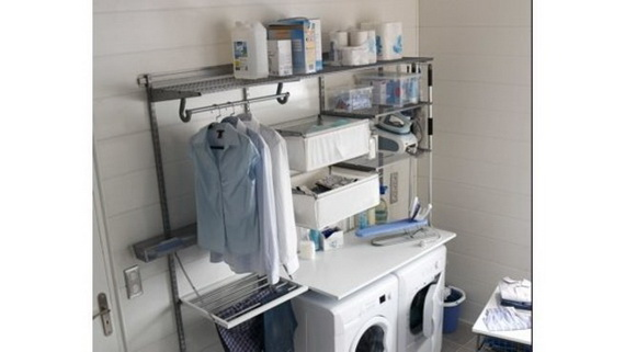 Laundry Garage/Basement
