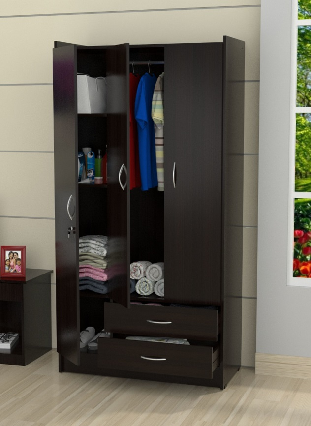 Genial Free Standing Closet From Wayfair ...