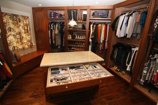 Check It Out Custom Mahogany Aromatic Cedar Closet Cedarsafe