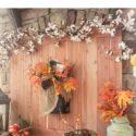 DIY Cedar Planked Fireplace Screen