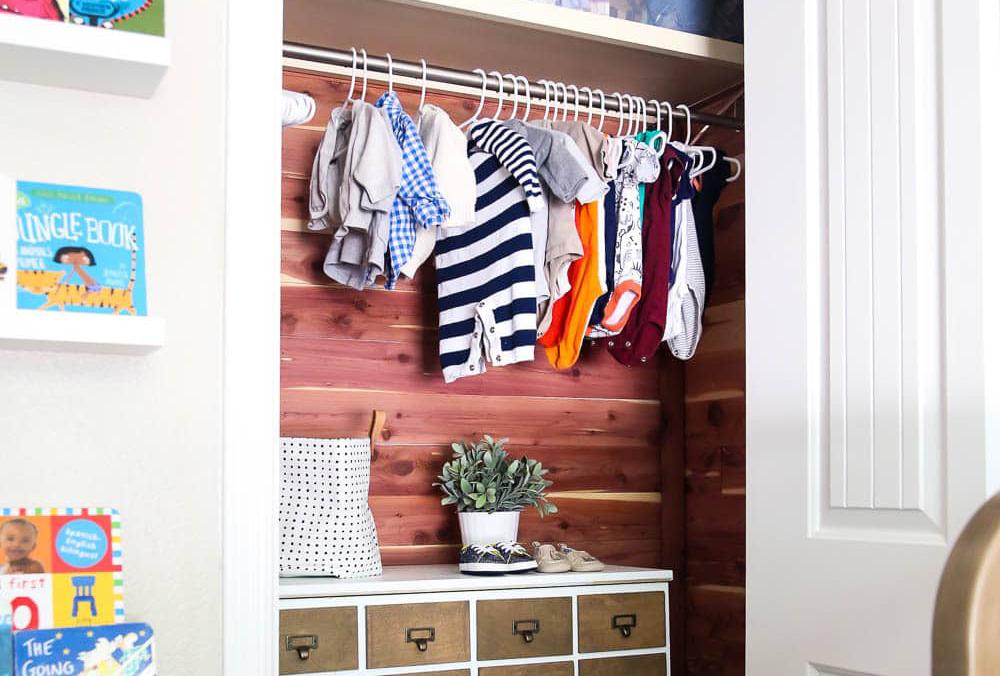 Love Renovations Cedar Closet