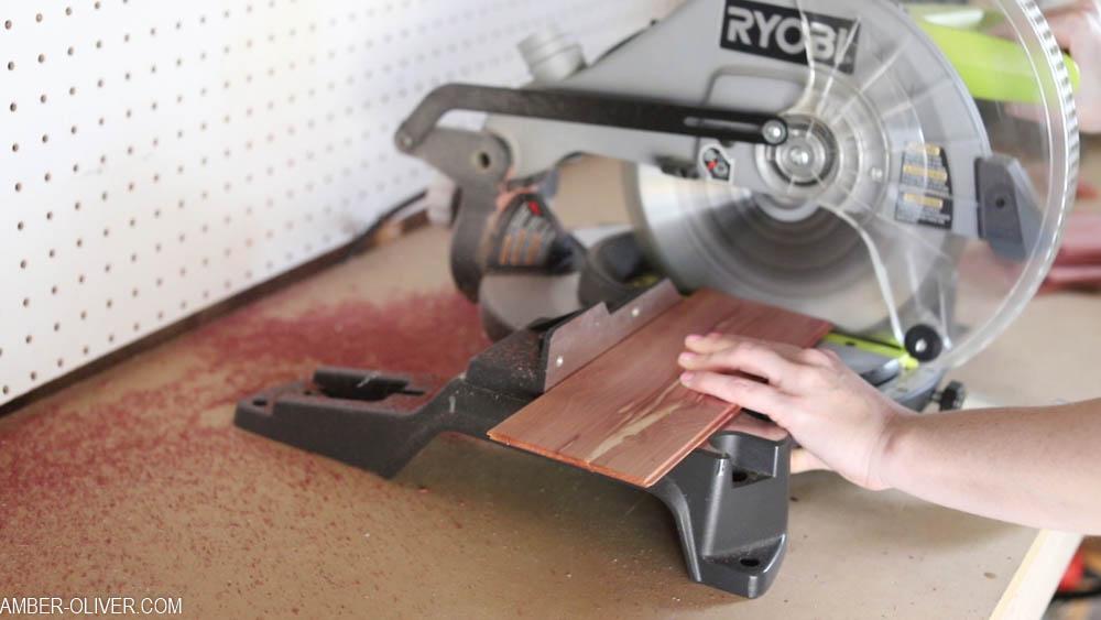 cedar barn quilt saw